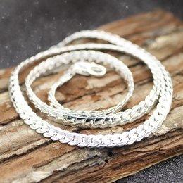 Sterling zilver ketting voor heren sieraden
