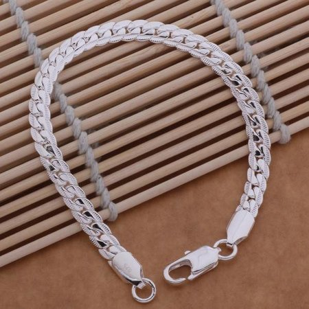 925 Sterling zilver dames armband trendy model ketting armband