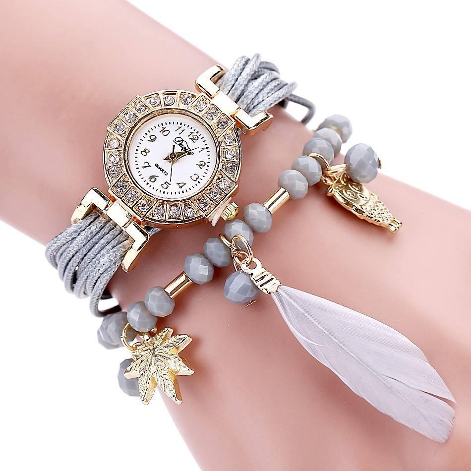 horloge sieraden set