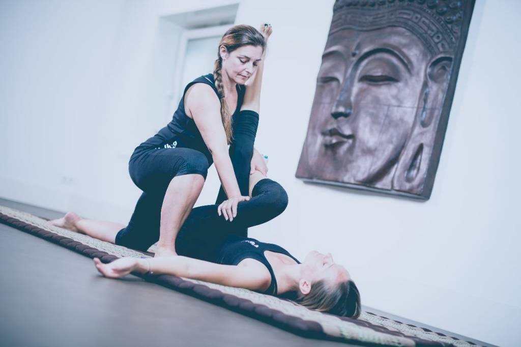 Thaise Yogamassage | 60 min