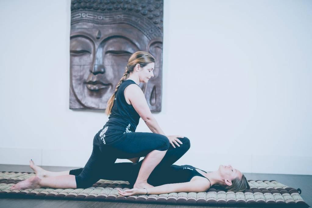 Thaise Yogamassage | 90 min
