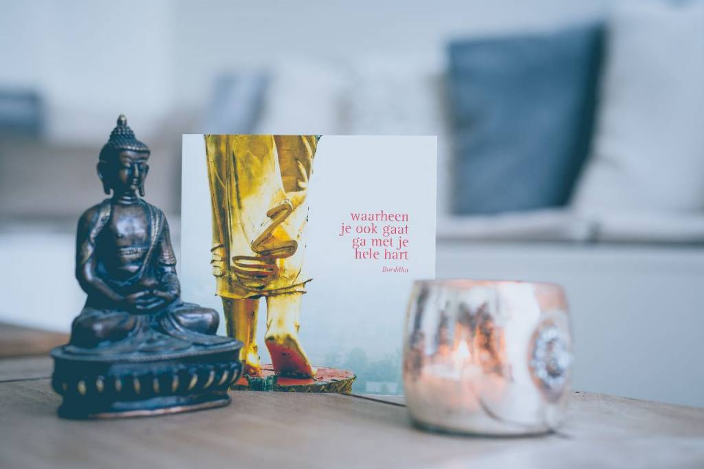 Yogaplace cadeaubon 4 lessen