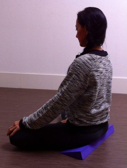 Lichtgewicht schuim yogablok