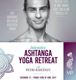 JUN | Ashtanga retreat with Petri Räisänen