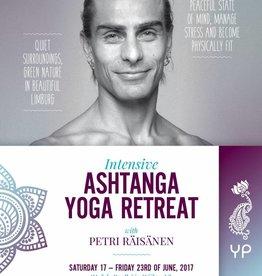 JUN | Non-Residential | Ashtanga retreat with Petri Räisänen