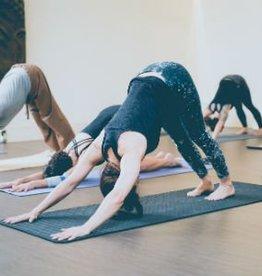 VOLGEBOEKT | SEP | Yoga beginnerscursus, 8 weken - Urmond