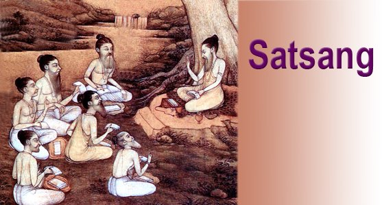 DEC   Satsang - Thema avond over Liefde