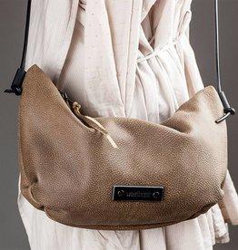 werktat Coachella WT1224, caramel, Hobo Bag, Crossbody Bag, Leather