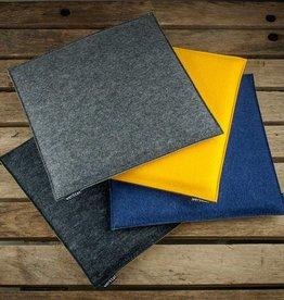 filz kissen sitzauflagen stuhlauflagen bankauflagen. Black Bedroom Furniture Sets. Home Design Ideas
