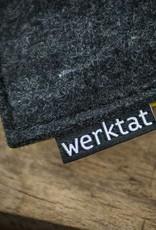 werktat Filz Sitzkissen Stuhlkissen Bankkissen quadratisch gepolstert 30cm 32,5cm 35cm 37,5cm 40cm
