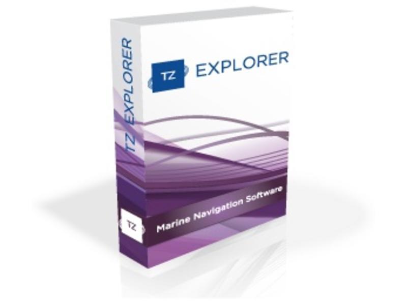MaxSea TimeZero Explorer incl. extra brede kaart
