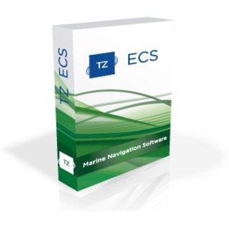 MaxSea TimeZero ECS incl extra brede kaart