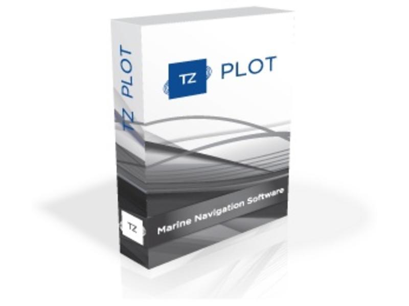 MaxSea TimeZero PLOT incl extra brede kaart