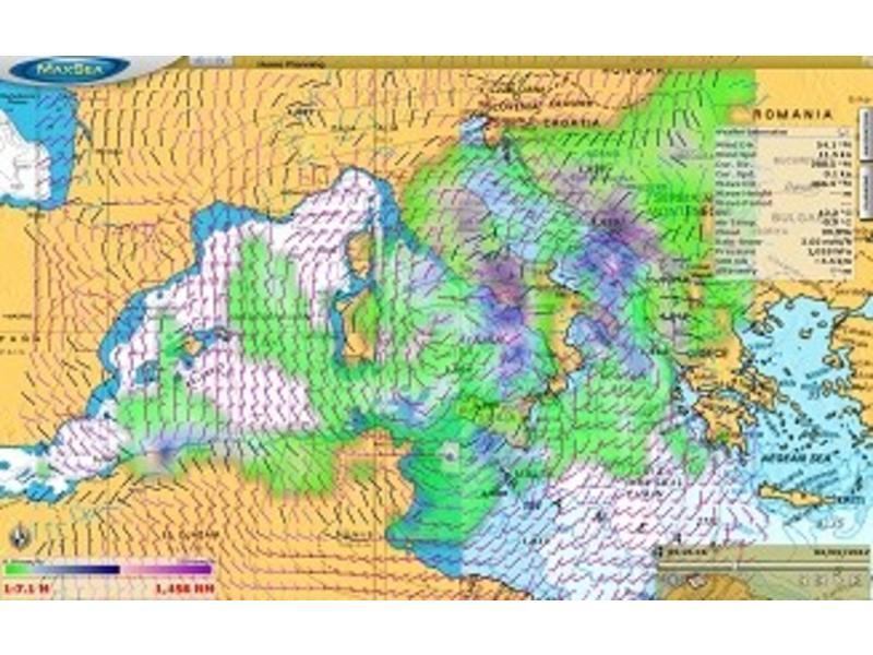 MaxSea TimeZero Navigator inkl Wide Map