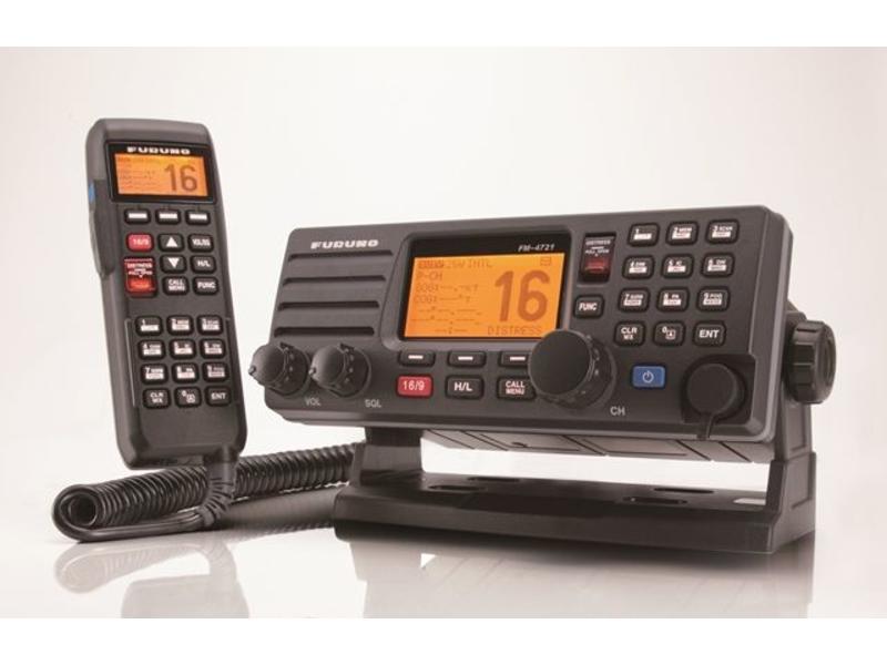 FURUNO MARINE VHF RADIOTELEPHONE FM-4721