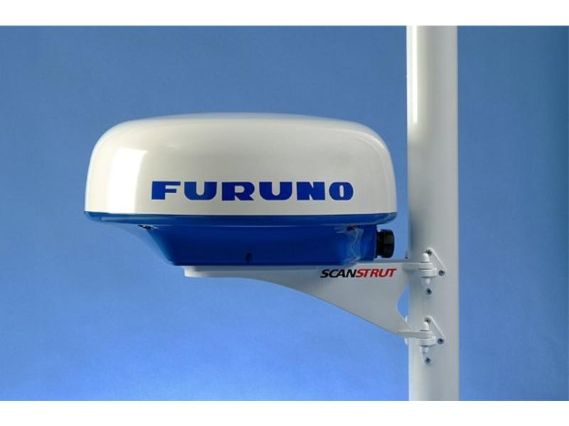 SCANSTRUT SC-12 fixed mast bracket radome