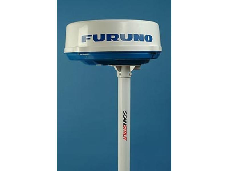 SCANSTRUT 1.9m pole mount for Radome