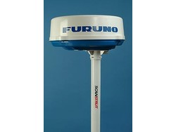 Scanstrut 2,5m stang voor 2kW and 4kW Radome