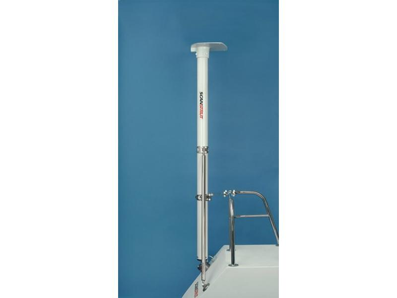 SCANSTRUT sc-104 pole mount 2,5m rod