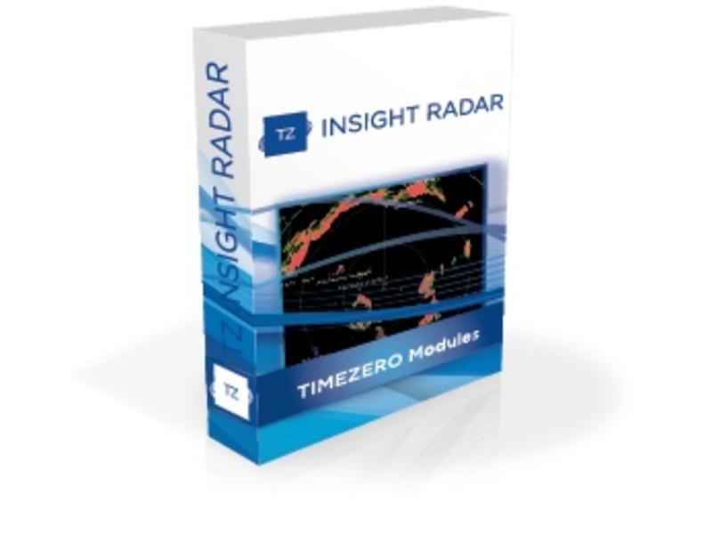 MaxSea TimeZero Radar Modul