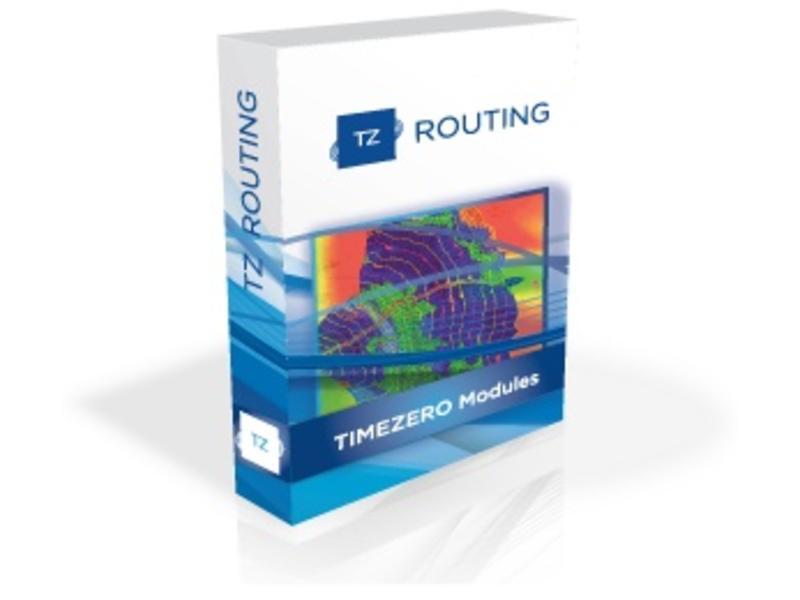 MaxSea TimeZero Routing Module