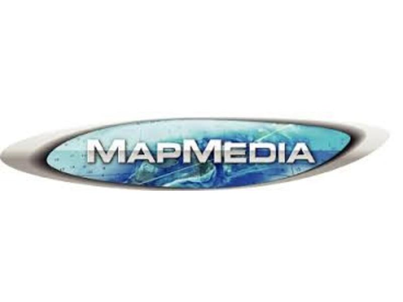 MapMedia high resolution elevation maps