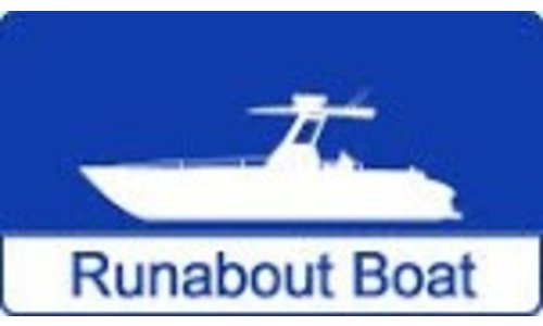 Runabout Boat 20-25ft
