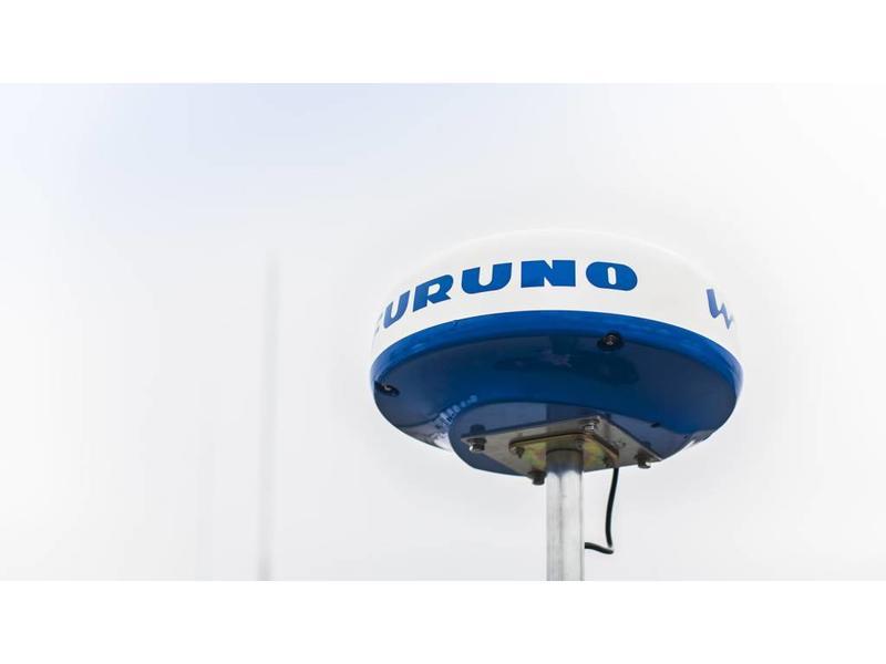 FURUNO WLAN Radar Model DRS4W