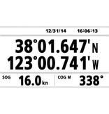 """FURUNO GP-39 GPS met 4,2"""" kleuren-LCD-scherm"""