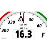 "FURUNO GP-39 GPS-Empfänger mit 4,2""  Farb LCD"