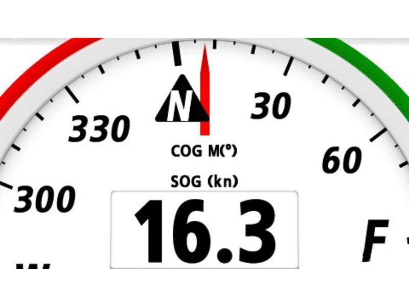"FURUNO GP-39 GPS with 4,2"" color LCD"