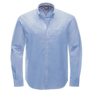 Marinepool Club Shirt Oxford- geweven katoen