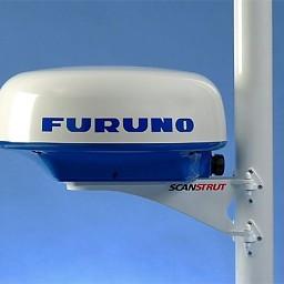 SCANSTRUT Antenne und Radar Gerätehalterungen