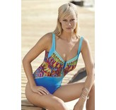 Sunflair Swimsuit Orange Laguna