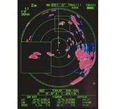 FURUNO M1815 8,4 inch Kleuren LCD radar