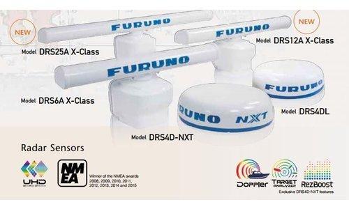 NAVnet Digital Radar Antennas
