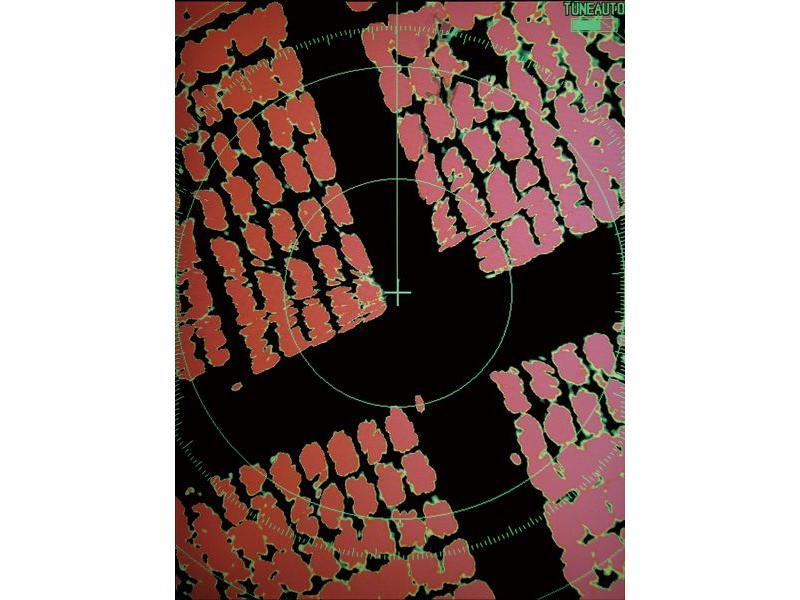 FURUNO M  1937 Color LCD Radar for River Navigation
