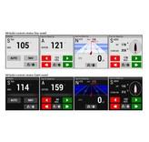 FURUNO NAVpilot-300 NAVNET Autopilots mit drahtloser Fernbedienung