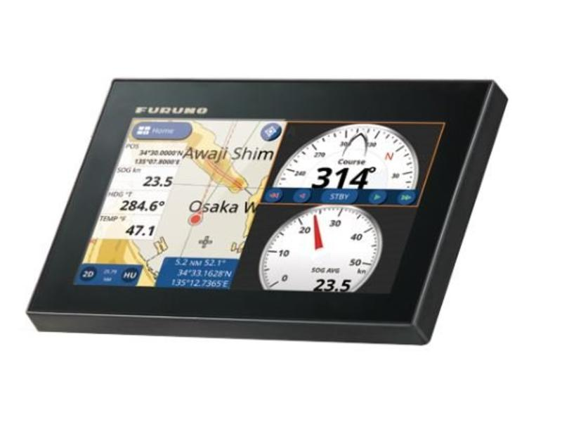 FURUNO GP-1871F Chartplotter with 7 Inch MFD GPS  and CHIRP Fishfinder