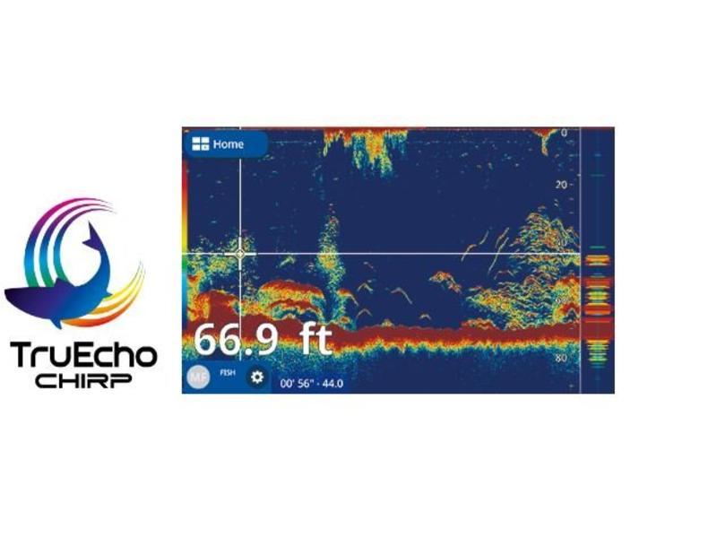 FURUNO GP-1971F 9 inch Chartplotter with CHIRP Fishfinder /GPS/WAAS