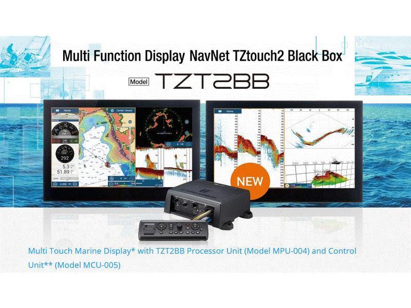 FURUNO TZT2BB Multifunctionele Black Box met  dubbele CPU Nieuw in de aanbieding