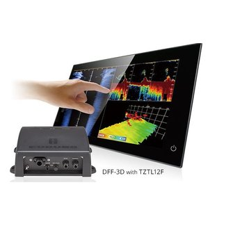 FURUNO DFF-3D NAVnet Multibeam Sonar