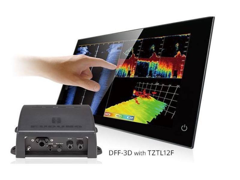 FURUNO DFF-3D NAVnet Network Mult Beam Sonar