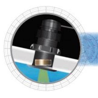Airmar Smart Echolotsensor DT800