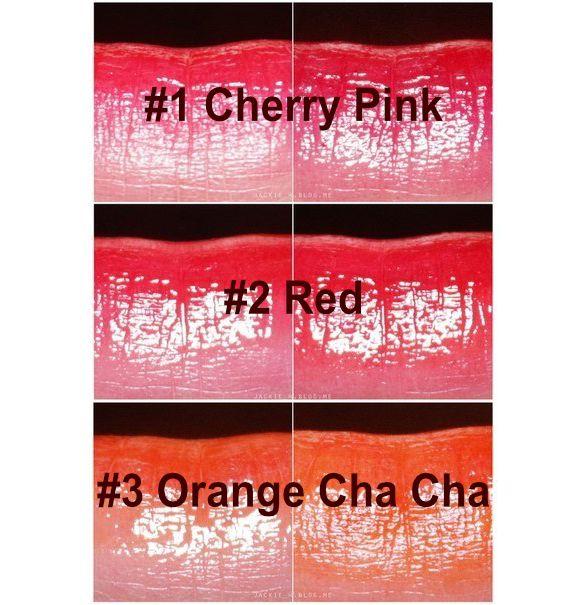 ... Harga Lucky Tony Moly Delight Tint Red Orange 2 Pcs