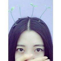Bean Sprouts Hair Clip [TRENDING]