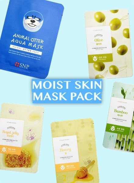PACK DEALS HYDRATERENDE SHEET MASKS