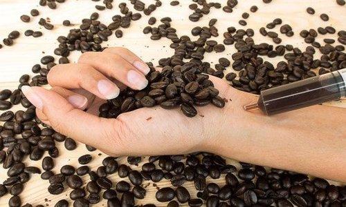C: Cafeïne