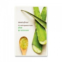 Innisfree INNISFREE - Aloe It's Real Squeeze Mask