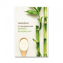 Innisfree INNISFREE - Bamboo It's Real Squeeze Mask